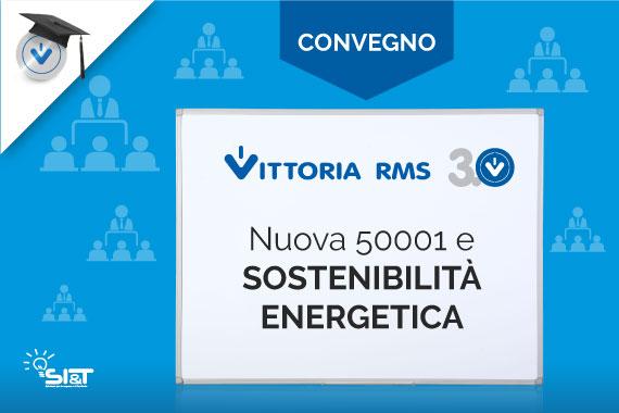 """CONVEGNO """"LA NUOVA ISO 50001:2018"""""""